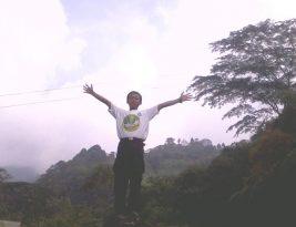 Pengalaman Mengikuti Kemah Hijau Nasional 2012