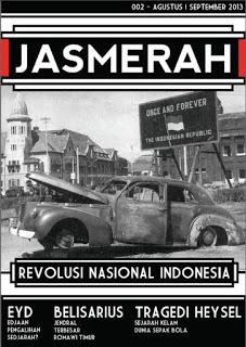 Unduh EBook Majalah Sejarah Jasmerah