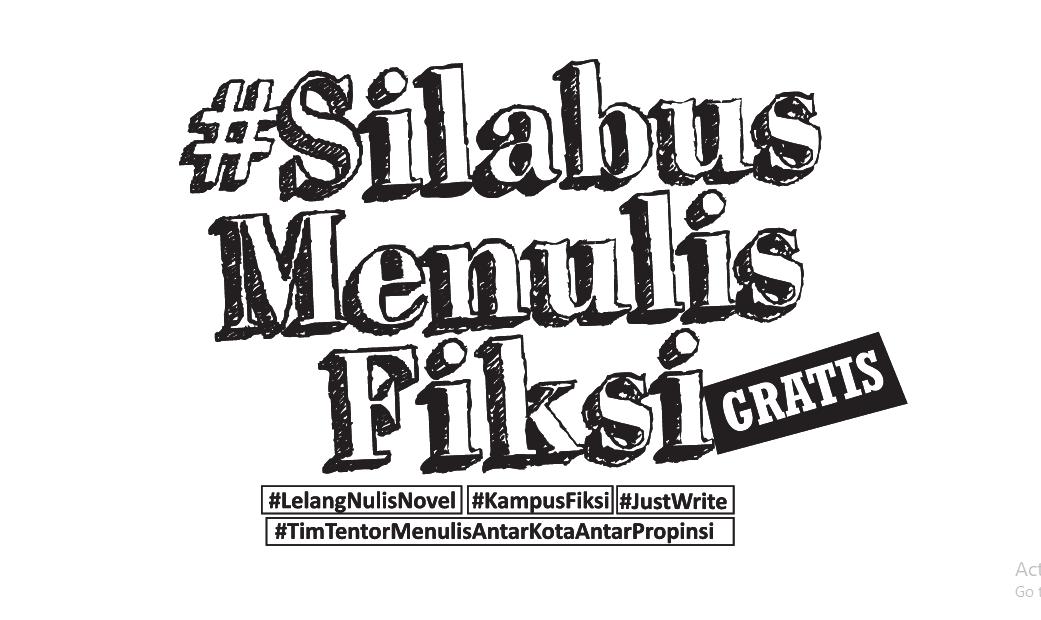 Unduh EBook Silabus Menulis Fiksi Karya @edi_akhiles