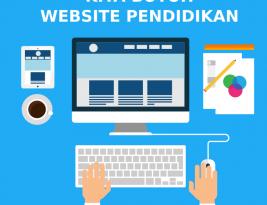 PKM T : Website Sumber Pembelajaran Nasional untuk Pemerataan Pendidikan