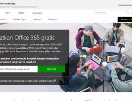 Unduh Office 365 Gratis untuk Mahasiswa Unpad