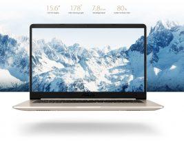 ASUS VivoBook S15 S510UQ, dari Mata hingga ke Hati